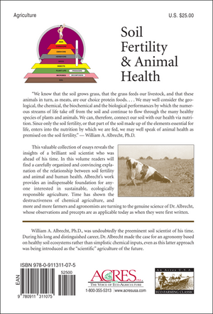 """Albrecht's Soil Fertility & Animal Health, Vol. 2"""