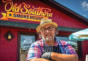 Dave Anderson - Old S BBQ