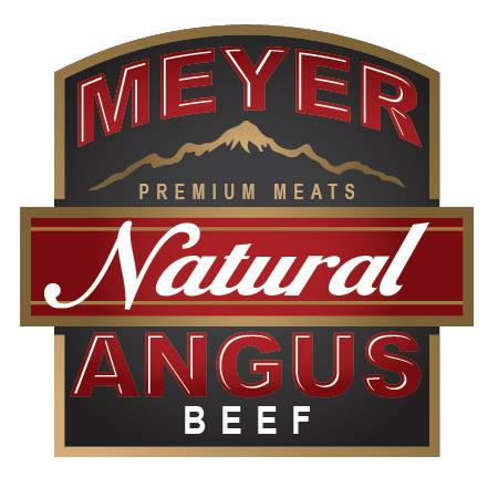 Meyer Natural Angus Beef Logo
