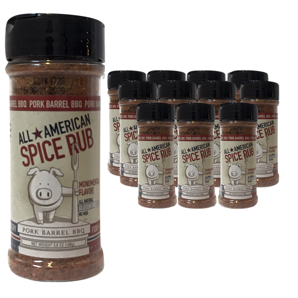 Seasoning - All Purpose BBQ Rub