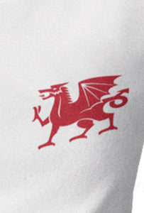 Red Dragon - Short Sleeve White Colour T-Shirt For Girls - stylewati.com