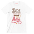 Father's Day Special - Short Sleeve White Colour T-Shirt