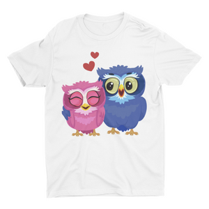 Dad Daughter Love- Short Sleeve White T-Shirt For Kids - stylewati.com