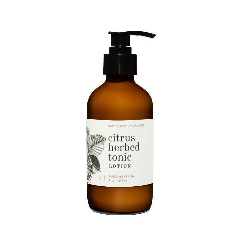 Citrus Herbed Tonic Lotion (White Pump)