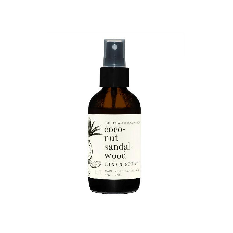 Coconut Sandalwood Linen Spray