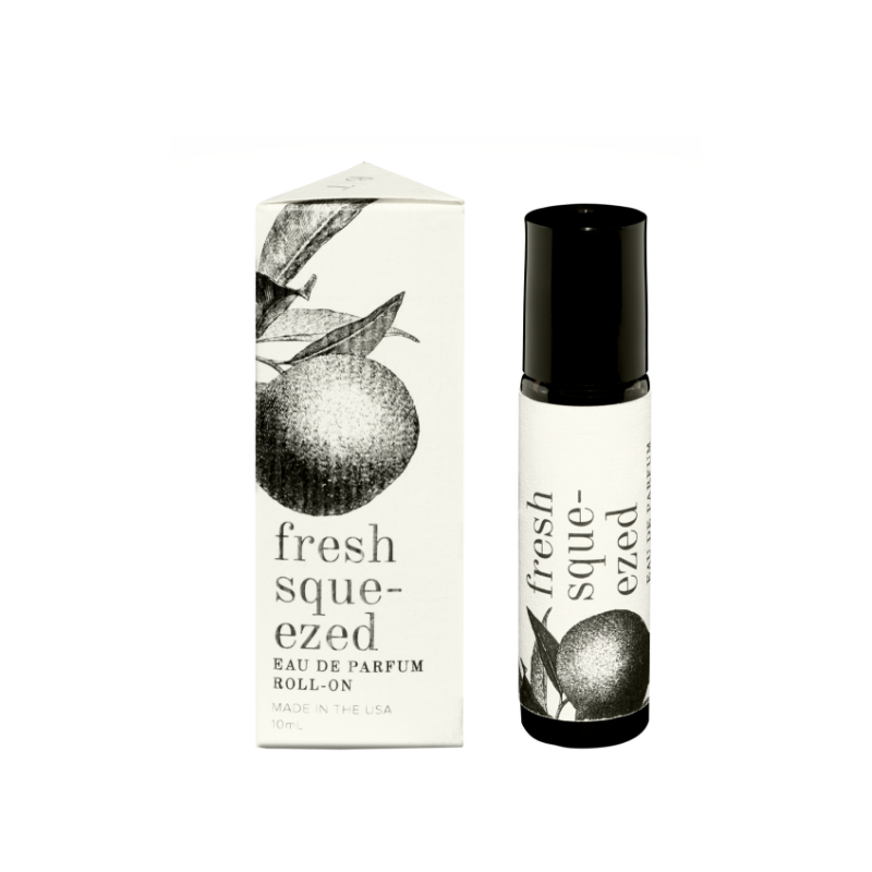 Fresh Squeezed Gift Set (White Pumps)