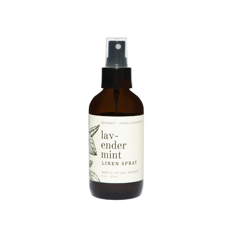 Lavender Mint Linen Spray