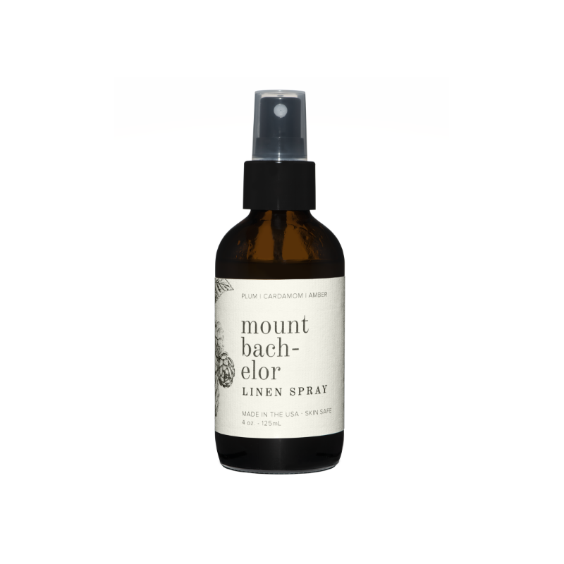 Mount Bachelor Linen Spray