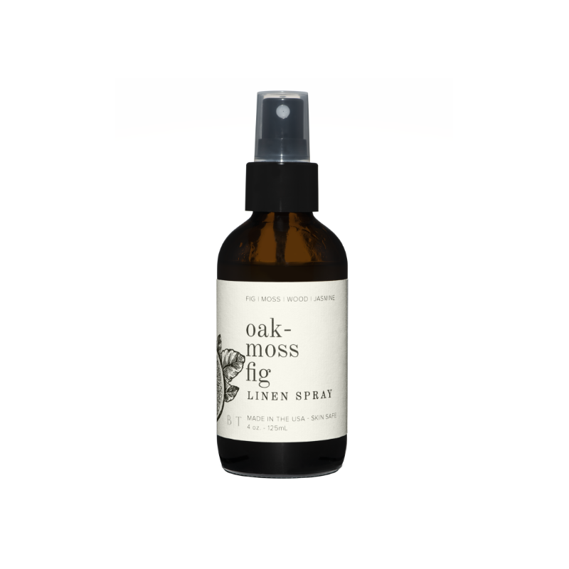 Oakmoss Fig Linen Spray