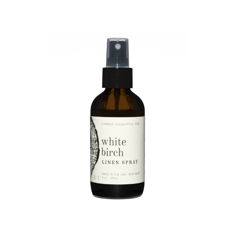 White Birch Linen Spray