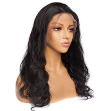 Load image into Gallery viewer, 360 lace frontal body wave remy human hair wig - Ziling-Hair