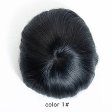 Load image into Gallery viewer, Human Hair Toupee for Men hair Replacement - Ziling-Hair