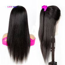 Load image into Gallery viewer, 13*4 lace front straight remy human hair wig - Ziling-Hair