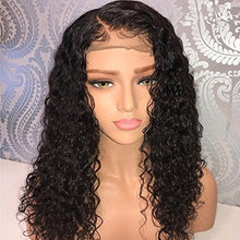 Load image into Gallery viewer, 5*5 lace closure curly remy human hair wig - Ziling-Hair