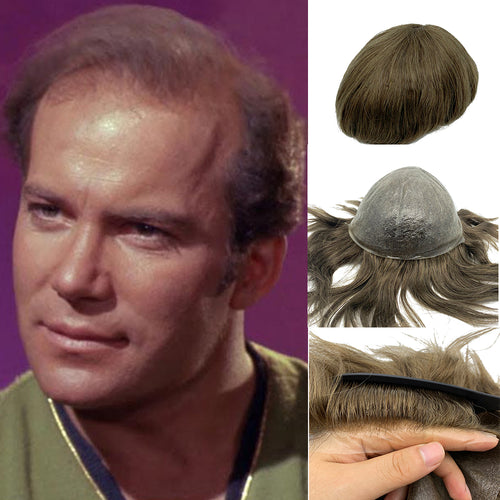 William shatner toupee - Ziling-Hair