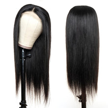 Load image into Gallery viewer, 5*5 lace closure Brazilian remy human hair wigs - Ziling-Hair