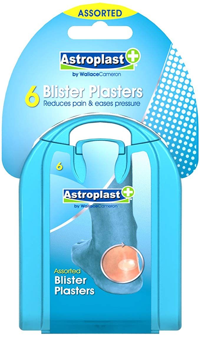Blister Cushions (6 assorted sizes) Refill