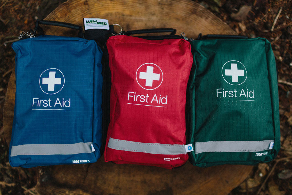 The WildMed 120: Custom First Aid Kit