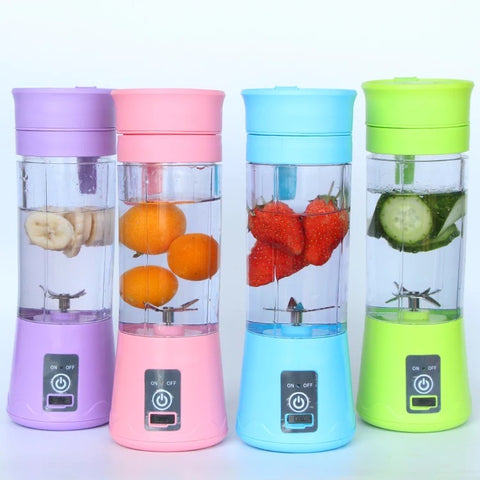 Slim With Sasha Portable Blender