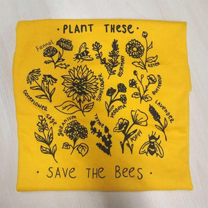 Save The Bee's Shirt - Inspire Hero