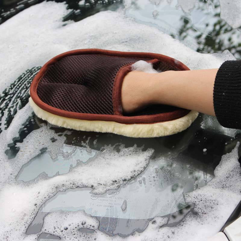 Soft Car Washing Gloves - Inspire Hero