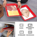 Reusable Food Tray (2pc)