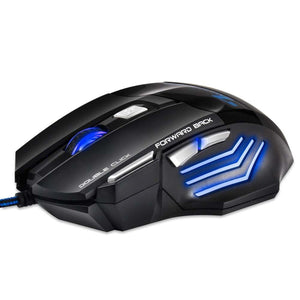 Professional Wired Gaming Mouse - Inspire Hero