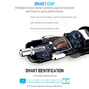 Smart Car Charger - Inspire Hero