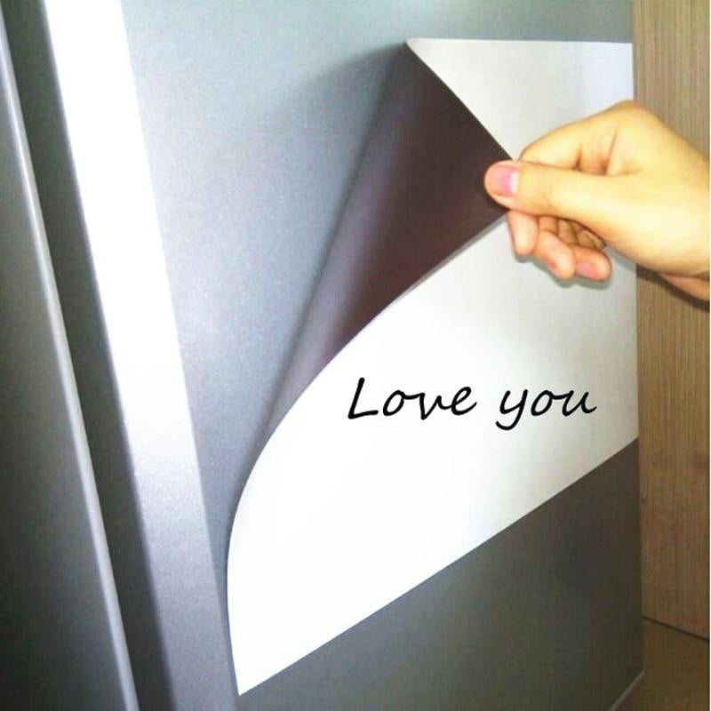Magnetic Refrigerator White Board