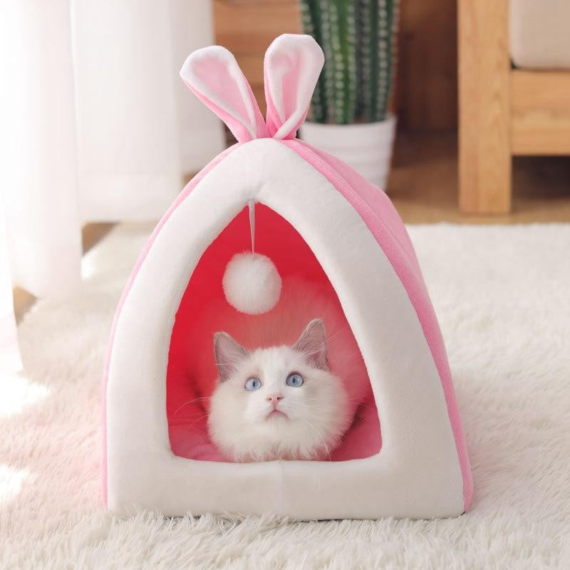 Warm Indoor Pet House