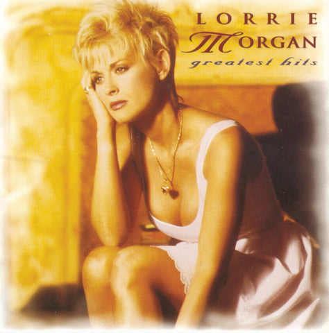 Lorrie Morgan Greatest Hits CD