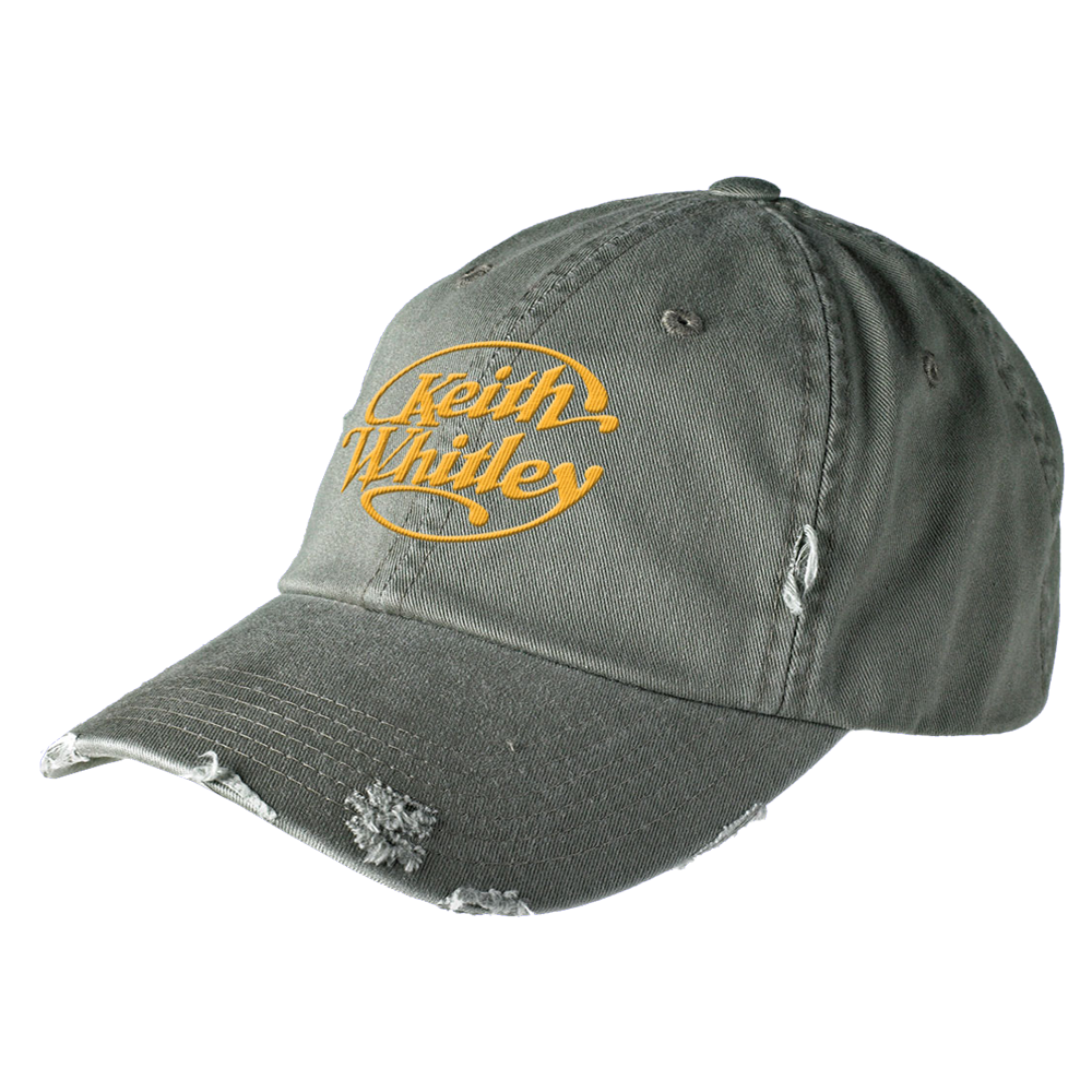 Keith Whitley Logo Hat