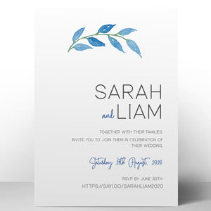Coburg Wedding Invitations