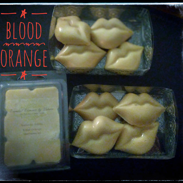 Blood Orange Beeswax Melts