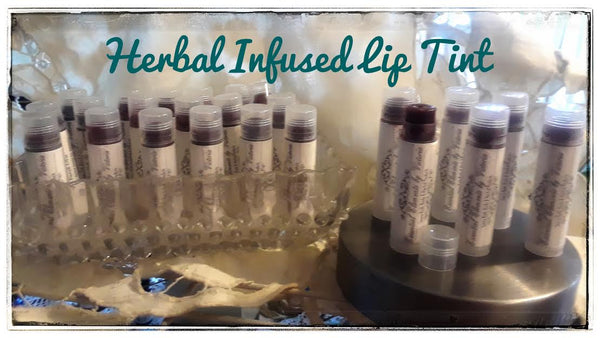 LIP TINT (INFUSED WITH HERBS)