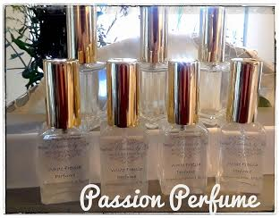 PASSION PERFUME -White Freesia  -1oz