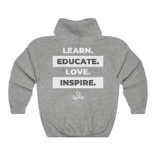 Load image into Gallery viewer, Inspire Heavy Blend™ Hooded Sweatshirt