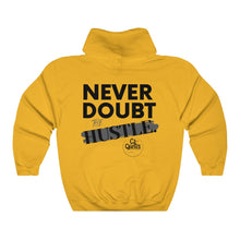 Load image into Gallery viewer, Never Doubt Hooded Sweatshirt