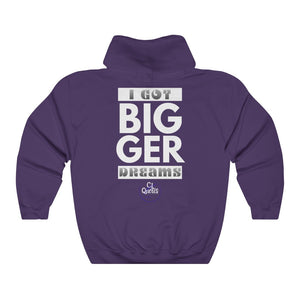 Bigger Dreams Hooded Sweatshirt