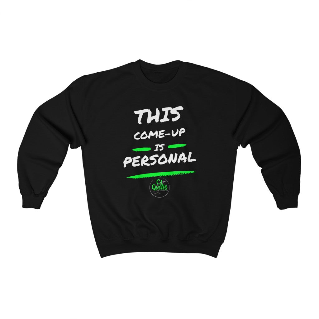 Come-Up Crewneck Sweatshirt