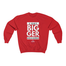 Load image into Gallery viewer, Bigger Dreams Crewneck Sweatshirt