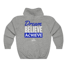 Load image into Gallery viewer, Dream Blue Unisex Heavy Blend™ Hooded Sweatshirt