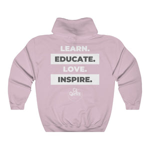 Inspire Heavy Blend™ Hooded Sweatshirt