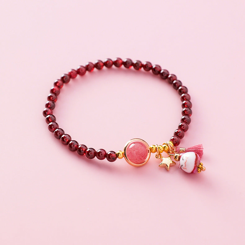 Lovely Kitten Bracelet
