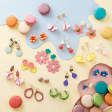 Load image into Gallery viewer, Sweet Macarons Earrings-28