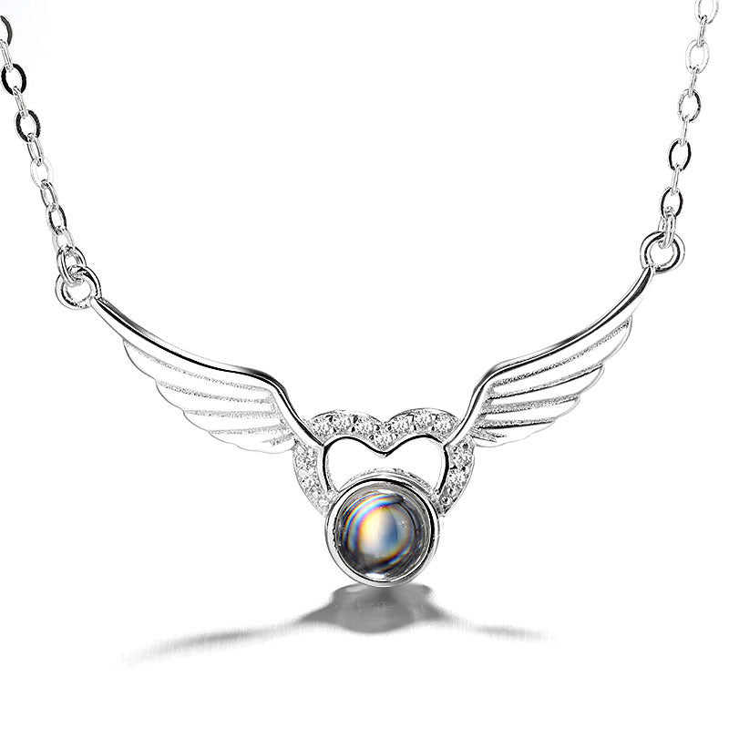 The Wings of An Angel Necklace