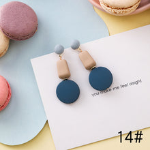 Load image into Gallery viewer, Sweet Macarons Earrings-4