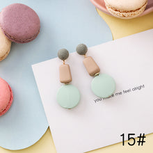 Load image into Gallery viewer, Sweet Macarons Earrings-5