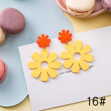 Load image into Gallery viewer, Sweet Macarons Earrings-6