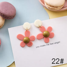 Load image into Gallery viewer, Sweet Macarons Earrings-9